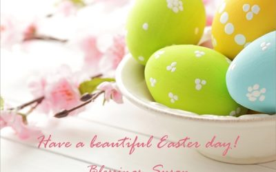 Wishing you all a beautiful Easter Day!