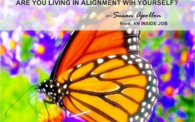 Are you living in alignment with yourself?