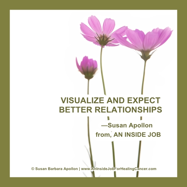 Visualize and Expect Better Relationships…