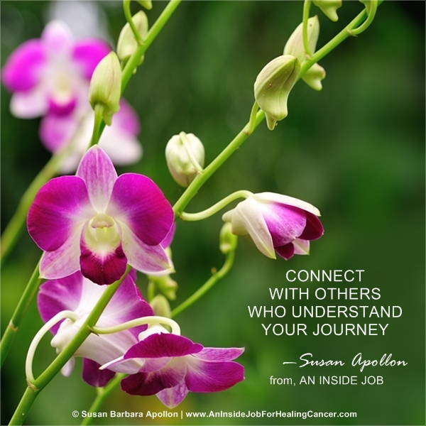 CONNECT WITH OTHERS WHO UNDERSTAND YOUR JOURNEY…