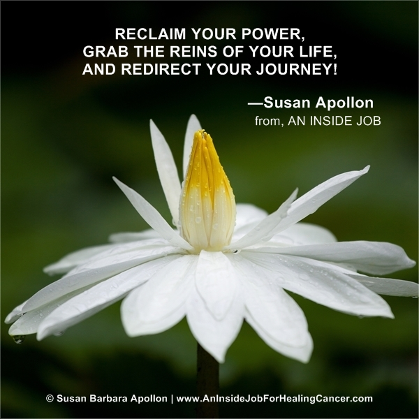 Reclaim Your Power…