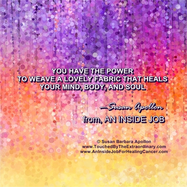 You Have The Power That Heals Your Mind, Body and Soul…