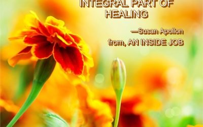 Nature is an integral part of healing…