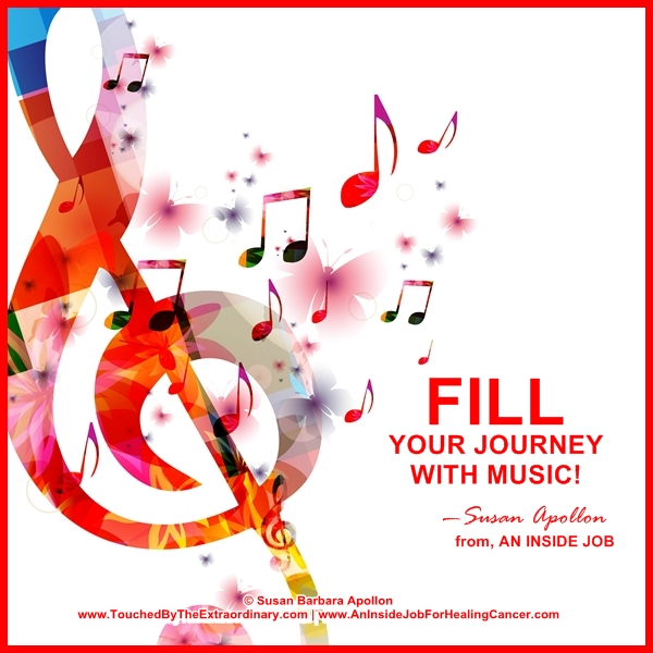 Fill Your Journey With Music!