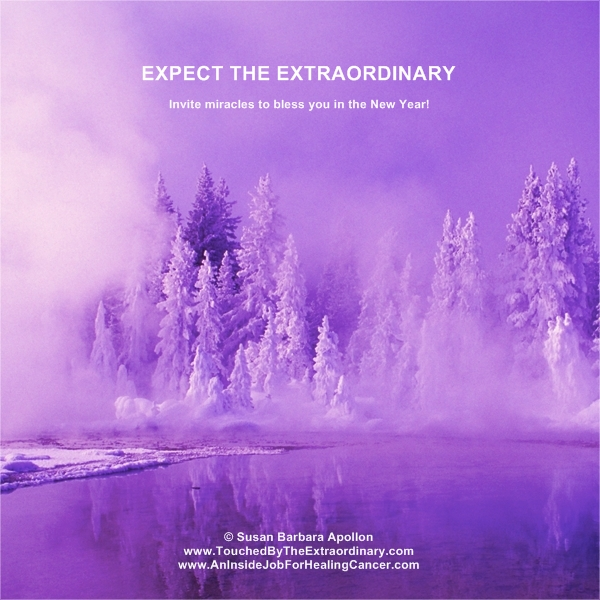 EXPECT THE EXTRAORDINARY…