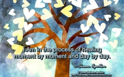 I Am In The Process of Healing…