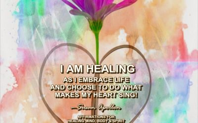 I AM HEALING as I Embrace Life…