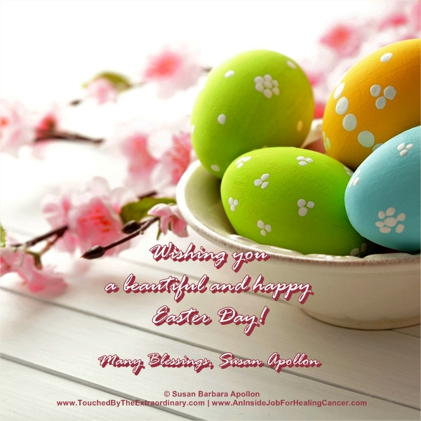Wishing you a beautiful and happy Easter Day!