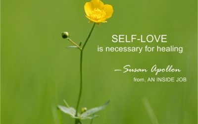 SELF-LOVE is necessary for healing…