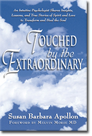 Touched By The Extraordinary Book 1