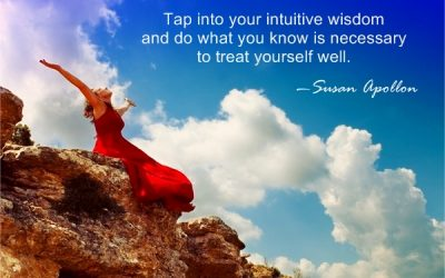 Tap into your intuitive wisdom…