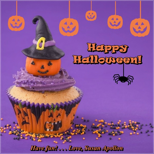 Happy Halloween! Be safe, have fun…