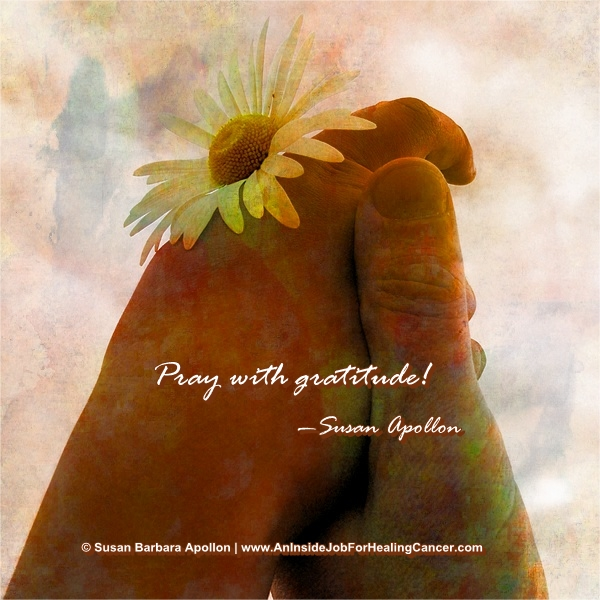 Praying With Gratitude…