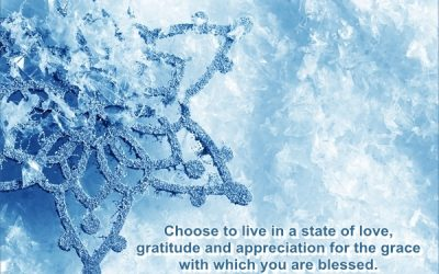 Give Thanks For Your Blessings…