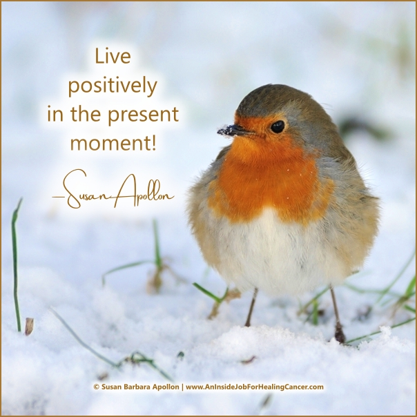 Live Positively in the Present Moment…