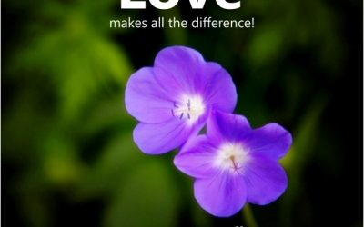 LOVE makes all the difference!