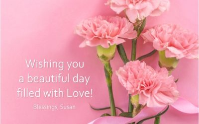 Wishing you a beautiful day filled with Love!