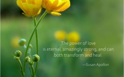 The power of love is eternal…