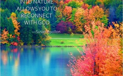 Tuning into nature…