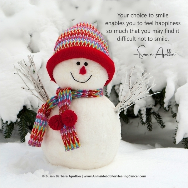Your Choice To Smile…