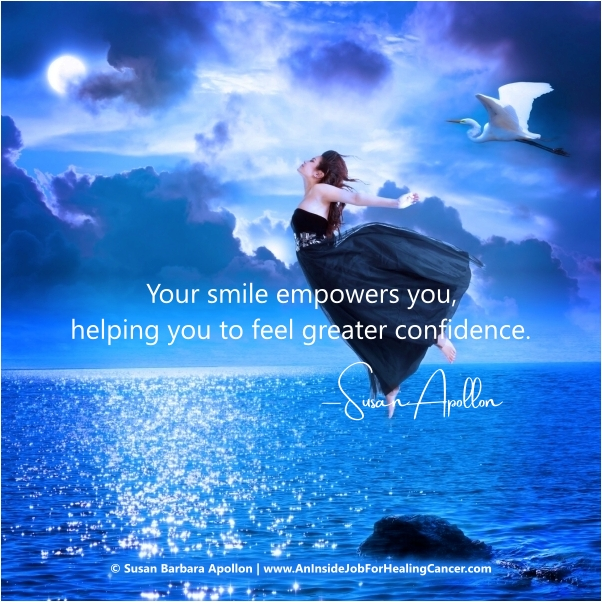 Your Smile Empowers You…