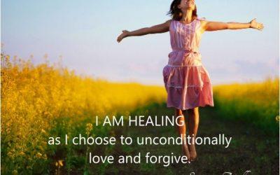 I AM HEALING…