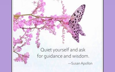 Quiet Yourself…
