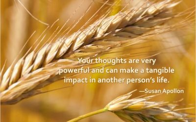Your Thoughts are Very Powerful!