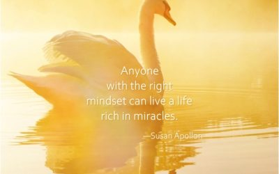 Live a life of miracles…